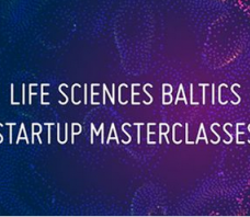 Life Sciences Baltics 2018 Startup Masterclasses