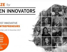 Lithuanian has been nominated for Women Innovators 2018 award