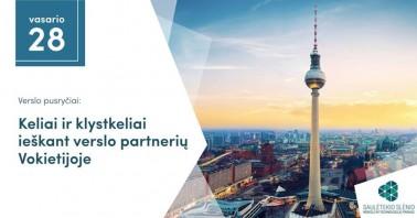 Keliai ir klystkeliai ieškant verslo partnerių Vokietijoje