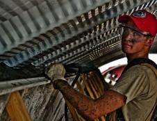 Rumunai ieško statybinių medžiagų