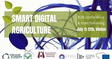 Smart Digital Agriculture