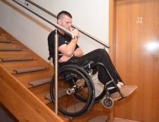 Slovėnai ieško stabdžių dalių neįgaliųjų vežimėliams gamintojų