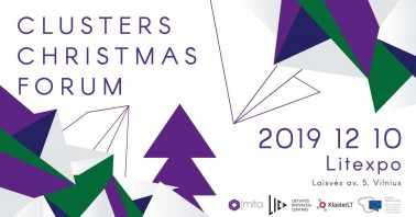Kalėdinis klasterių forumas