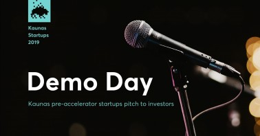 Demo Day: Kaunas Startups Pitch to Investors