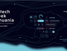 "Nukeltą ""Fintech Inn 2020"" konferenciją kompensuos ""Fintech Week Lithuania"" savaitė"