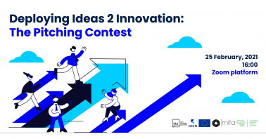 Deploying Ideas 2 Innovation: The Pitching Contest