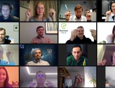 """Penki geriausiai """"TechHub"""" pre-akceleratoriuje pasirodę startuoliai apdovanoti kelialapiais į užsienio akceleratorius"""