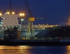 Kurs Klaipėdoje veikiančios laivų statyklos virtualų dvynį